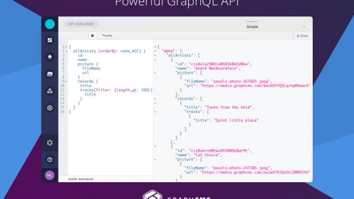 GraphCMS: CMS auf Basis von GraphQL vorgestellt