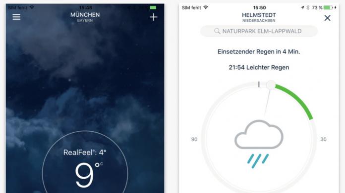 AccuWeather-App