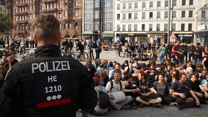 G20-Akkreditierungsentzug: Fokus gerät auf rechtswidrige Einträge in BKA-Datei