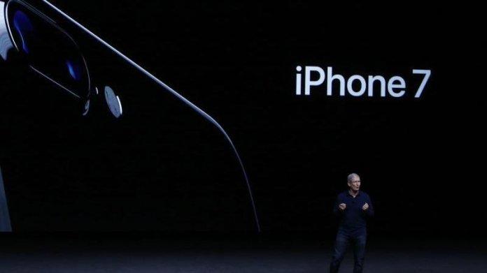 IPhone7-Präsentation