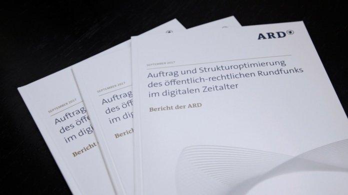 ARD und ZDF wollen sparen – aber nicht auf Kosten des Programms
