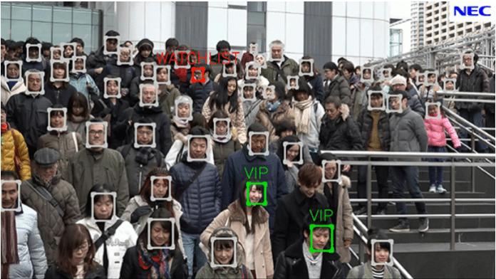 NEC gewinnt Ceatec-Award für Gesichtserkennungssystem