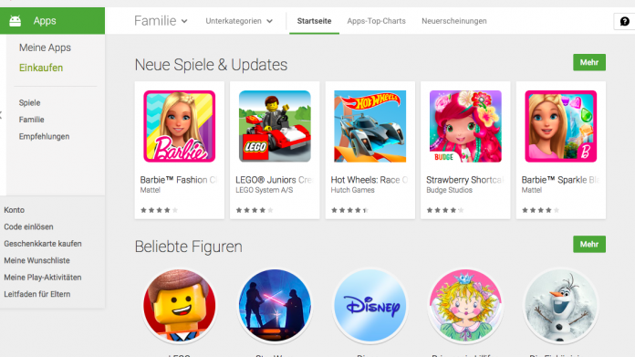 AdultSwine: Android-Malware lädt Porno-Werbung in Kinder-Apps