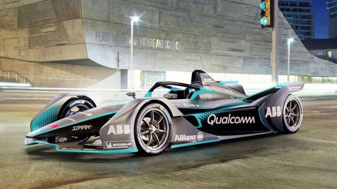 Elektroautos: Formel E bekommt Boliden mit größerer Akku-Kapazität