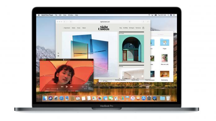 MacBook macOS 10.13