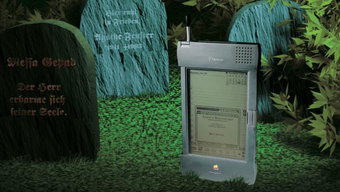 Vor 20 Jahren: Steve Jobs killt den Newton
