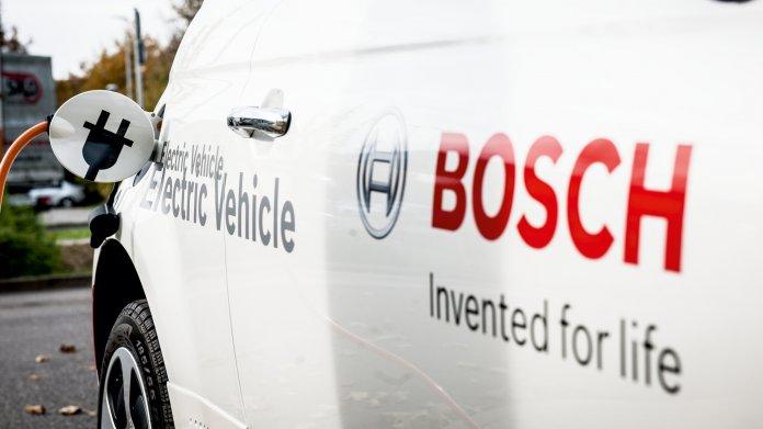 Elektroautos: Bosch will keine Batteriezellen produzieren