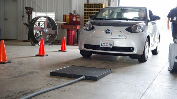 Elektroautos: Kia arbeitet am drahtlosen Laden