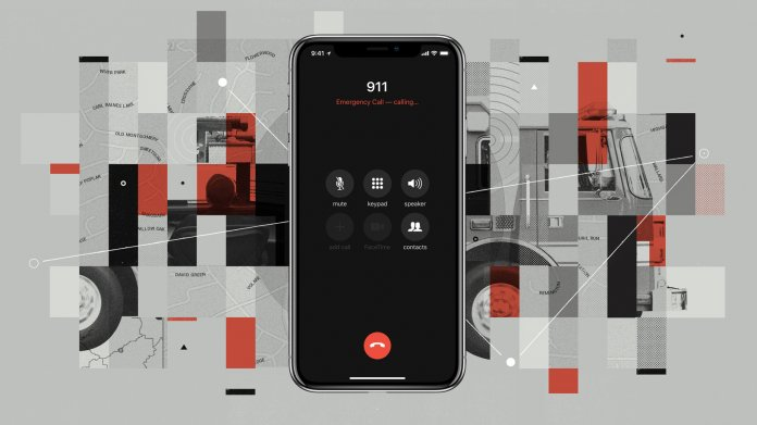 iPhone 911