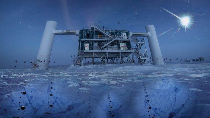 Erstmals Quelle von Hochenergie-Neutrino lokalisiert