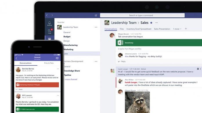 Microsoft Teams gibt es nun auch kostenlos