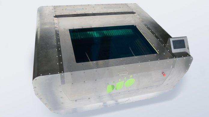 Laser Duo: Zwei Laser in einem Open-Source-Cutter