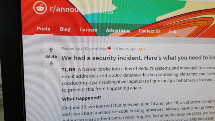 Reddit: Hackerangriff trotz Zwei-Faktor-Authentifizierung