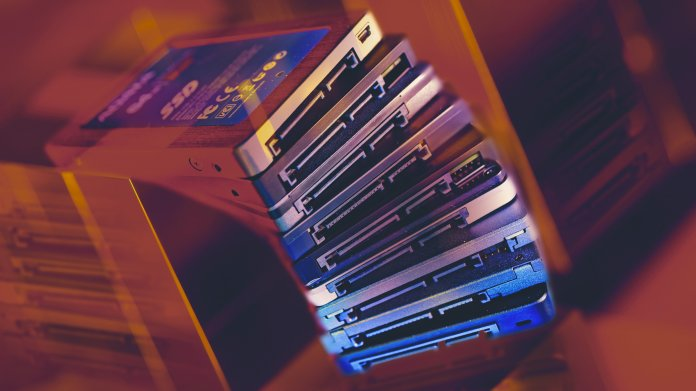 Flash-Überangebot lässt SSD-Preise sinken