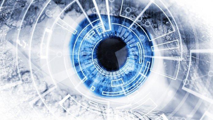Elektronisches Auge, Roboter, KI, Künstliche Intelligenz