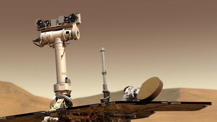 Verstummt für immer? Mars-Rover «Opportunity» nach Staubsturm still