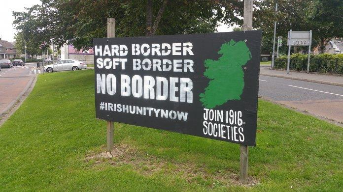 """Smart Border in Irland: """"Die Leute werden jede Grenze niederreißen"""""""