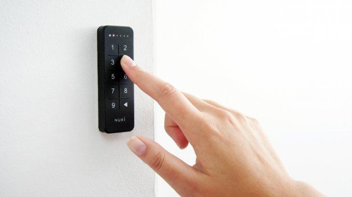 Das Smartlock von Nuki bekommt ein Keypad