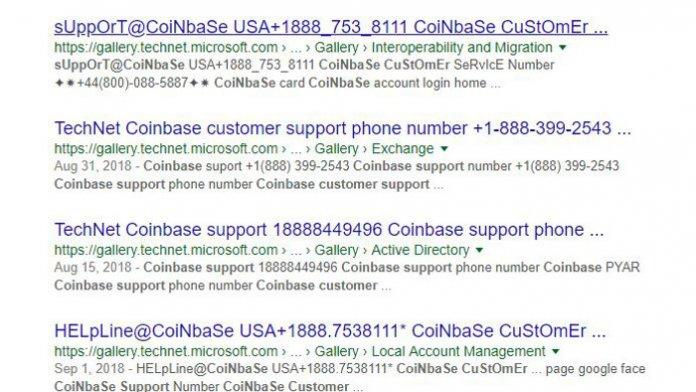 Neue Betrüger-Masche: Fake-Einträge in Microsofts TechNet