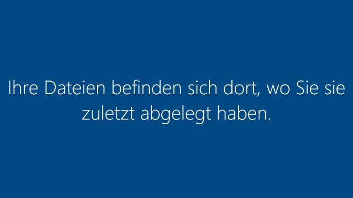 Windows 10 Version 1809: Datenverlust-Probleme waren bekannt