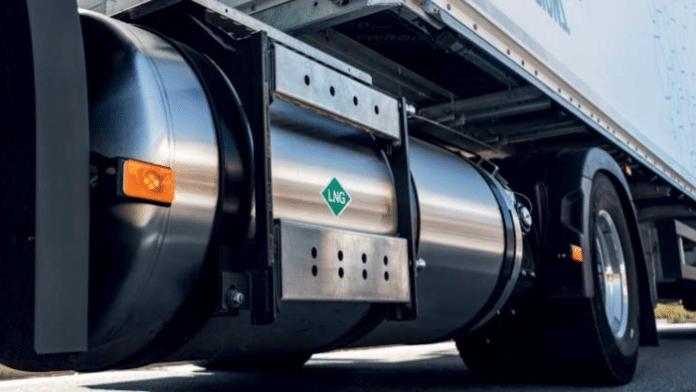 Wegen der Reichweite: LNG-Trucks statt Elektrolaster