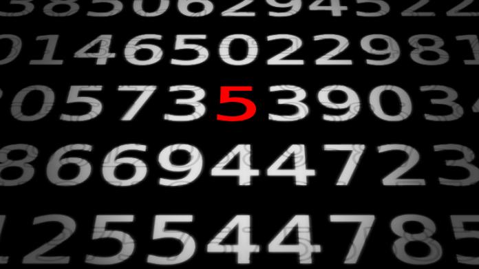 Zahlen, bitte! Die verflixte 5 - oder: das Bilderradio