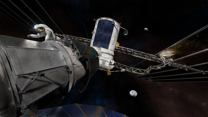 50 Jahre nach Neil Armstrong: Massenansturm auf den Mond