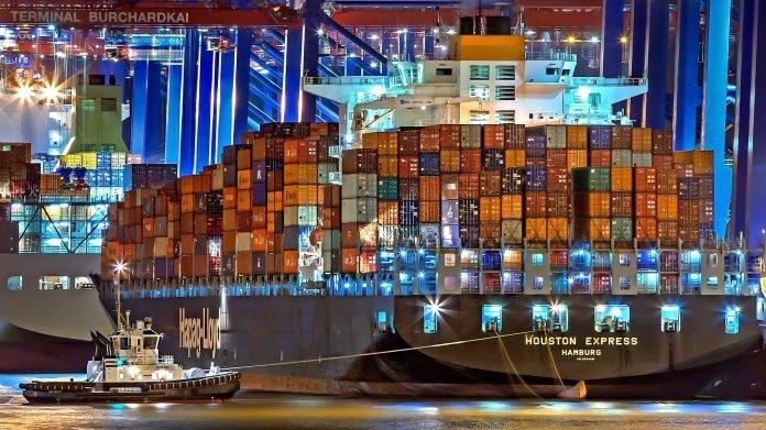 Hamburger Hafen will Hyperlop für Container entwickeln