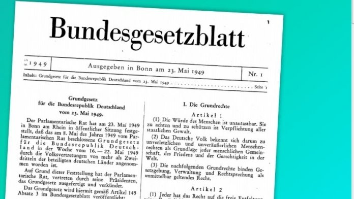 Urheberrecht: Open Knowledge Foundation veröffentlicht alle Bundesgesetze