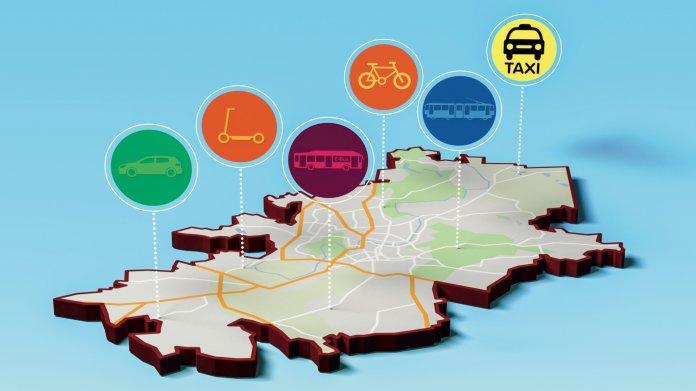 Trafi: Selbsttest der litauischen Mobilitäts-Plattform in Vilnius