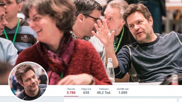 Nach Datenklau und Twitter-Malheur: Grünen-Chef verlässt Twitter und Facebook