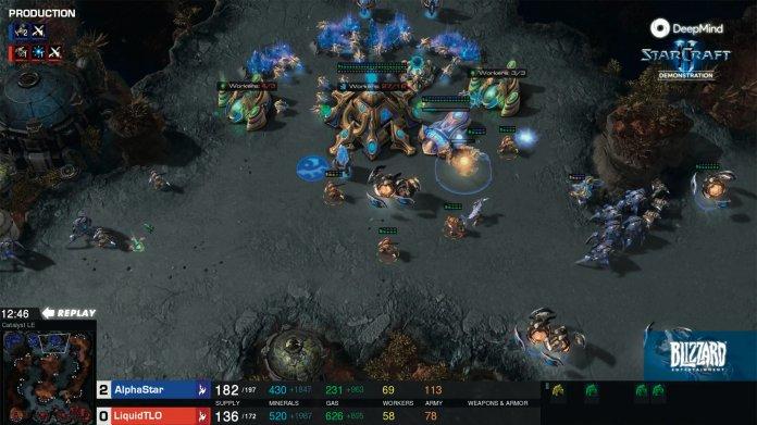 Wie die DeepMind-KI AlphaStar Profispieler in StarCraft 2 besiegt hat