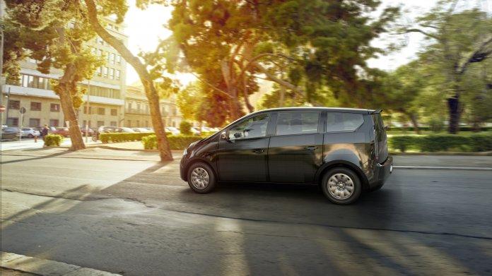 Elektroauto mit Solarmodulen für 25.000 Euro: So soll der Sion in Serie gehen