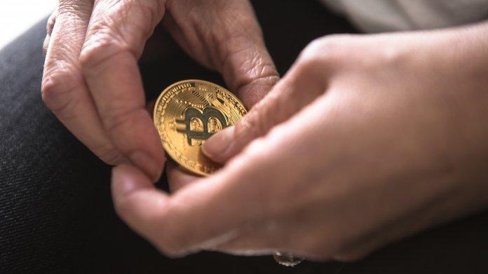 """Kryptowährung: """"Mit Bitcoins habe ich wenigstens eine Chance!"""""""