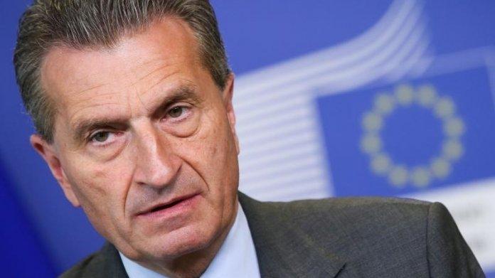 Günther Oettinger