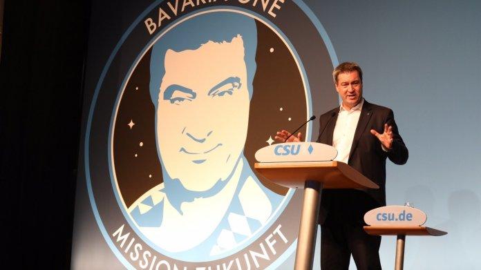 """""""Bavaria One"""": Kaum Geld für Söders Raumfahrtprogramm – Opposition spottet"""