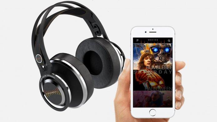 SoundFi: Mit Kopfhörer im Kino