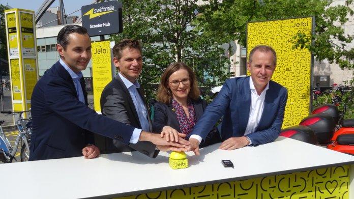 Jelbi: App von BVG und Trafi vereint Berliner Mobilitäts-Angebote