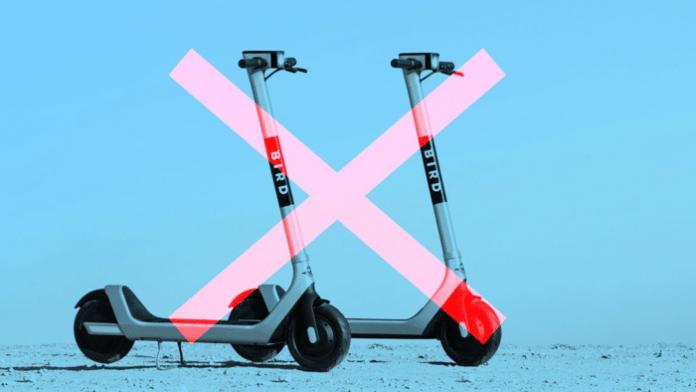 E-Scooter sind nicht klimafreundlich