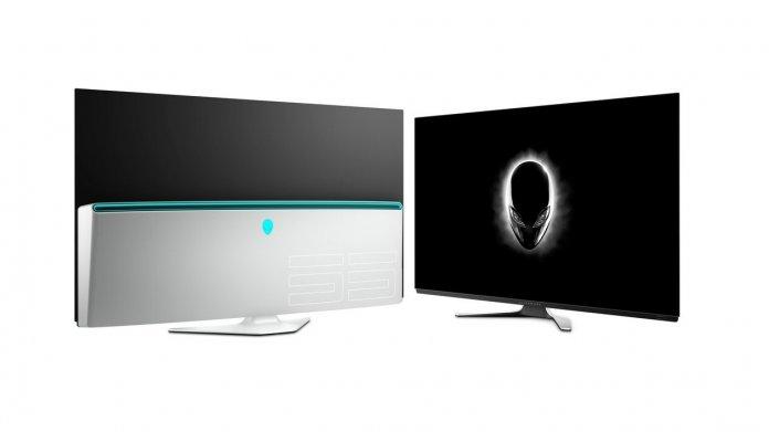 "Dell Alienware AW5520QF: 55-Zoll-""Monitor"" mit OLED-Technik"