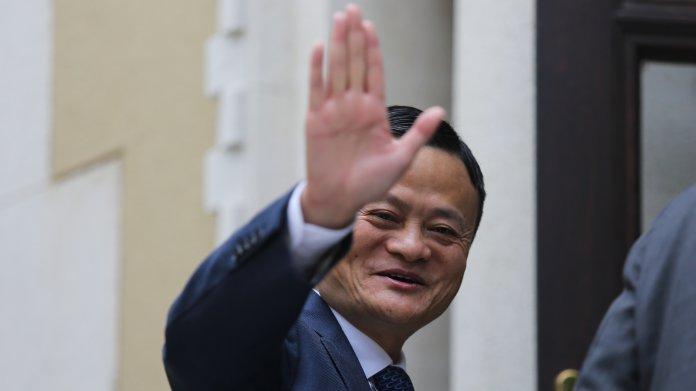 Alibaba-Chef Jack Ma gibt Firmenvorsitz ab