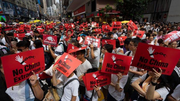 Zensur-Vorwurf TikTok: Hongkong-proteste unterrepräsentiert