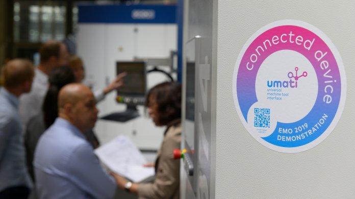 Wie die Schnittstelle Umati die Industrie 4.0 voranbringen will