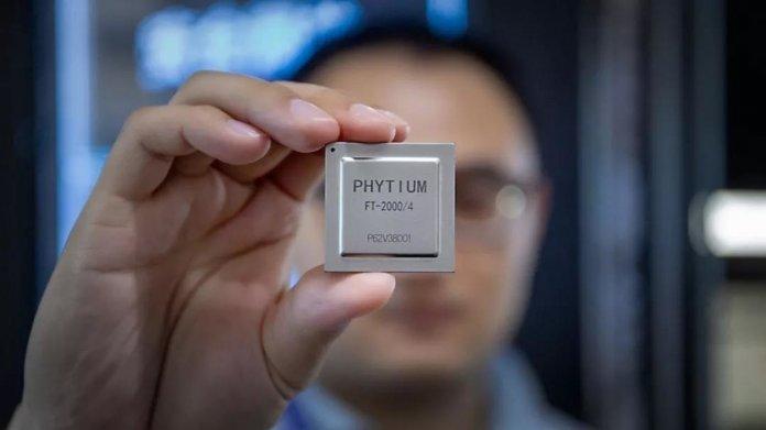 China plant PCs und Notebooks mit chinesischem ARM-Chip FT-2000/4