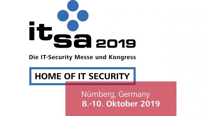 IT-Security-Fachmesse it-sa startet am 8. Oktober