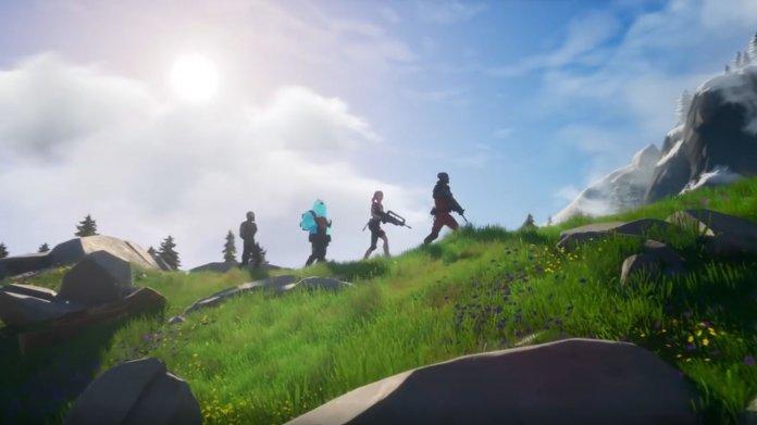 Fortnite ist down: Schwarzes Loch verschlingt die Spielwelt