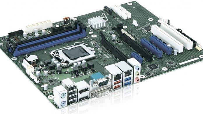Fujitsu-Mainboards jetzt bei Kontron