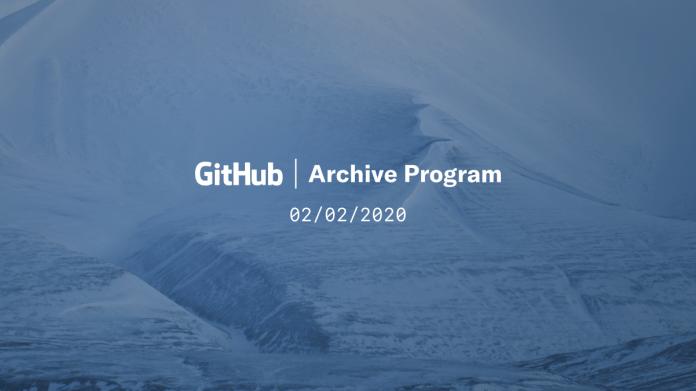 GitHub archiviert Software für 1000 Jahre im Eis