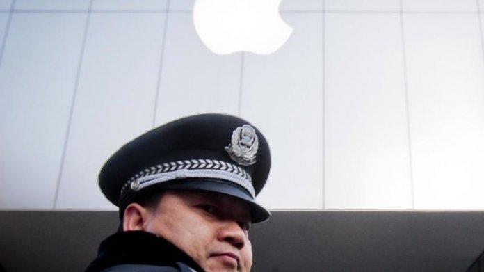 Apple-CEO Tim Cook auf WWDC 2016